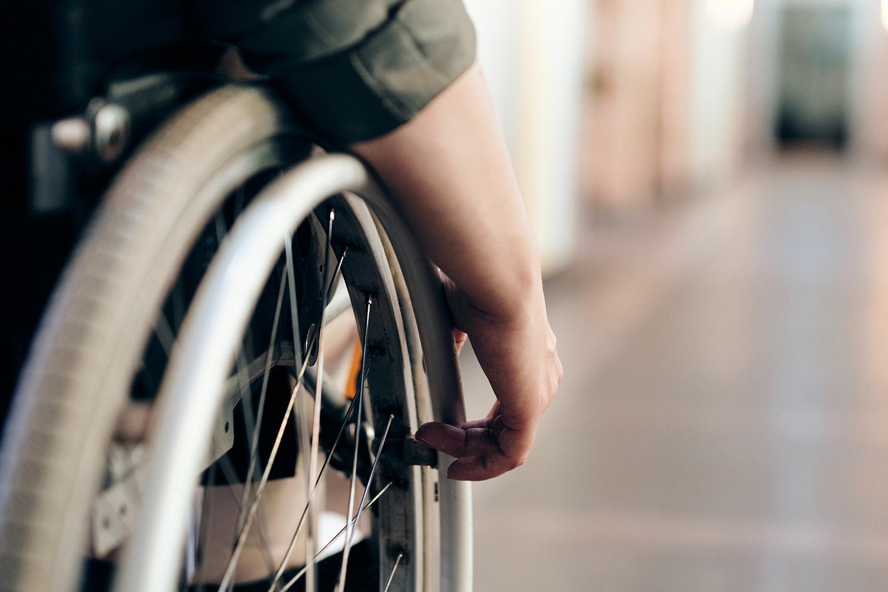 Leben mit Handicap
