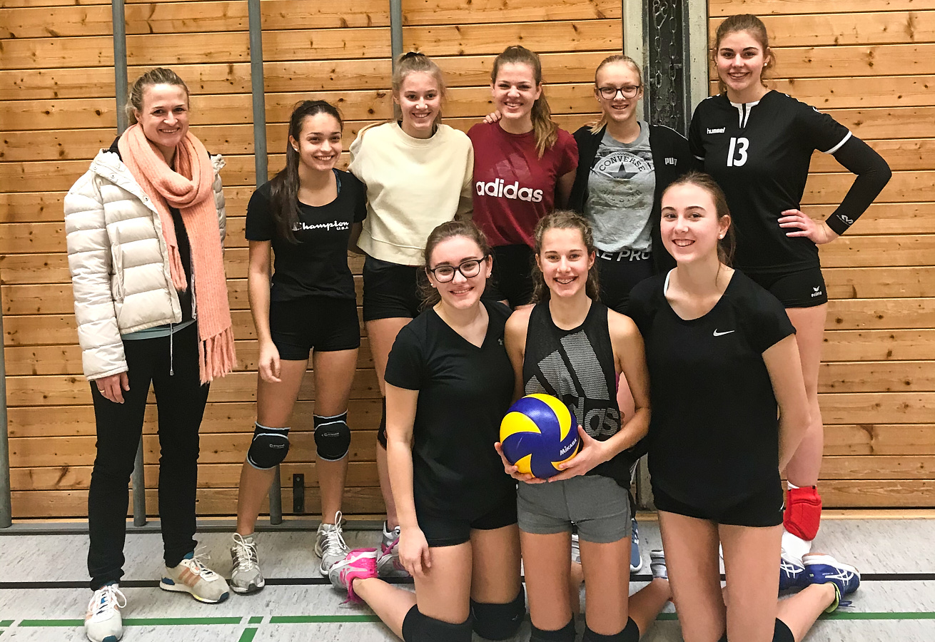 Regionalentscheid Volleyball