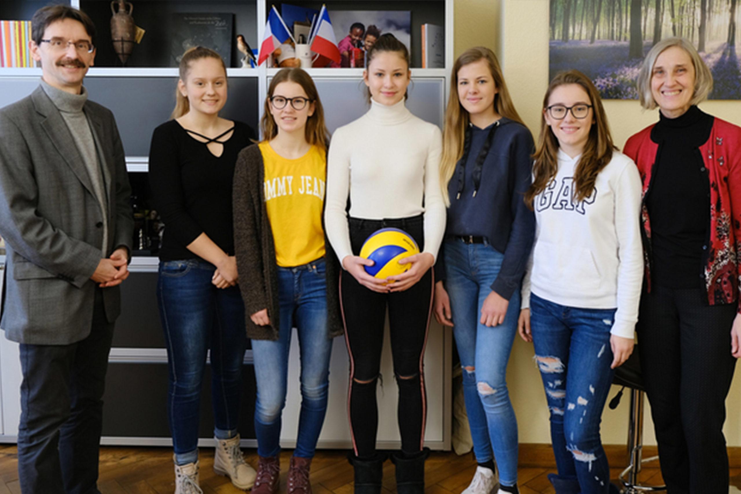 Oberpfalzmeister Volleyball