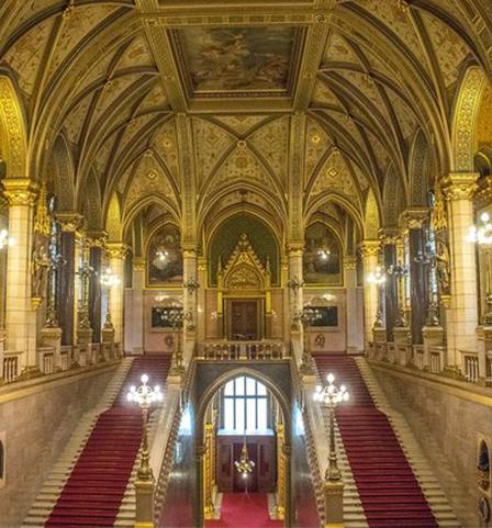 Erasmus+-Projekt in Budapest