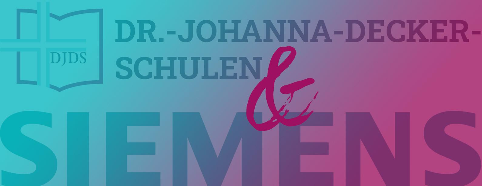 DJDS & SIEMENS: Partnerschulvereinbarung