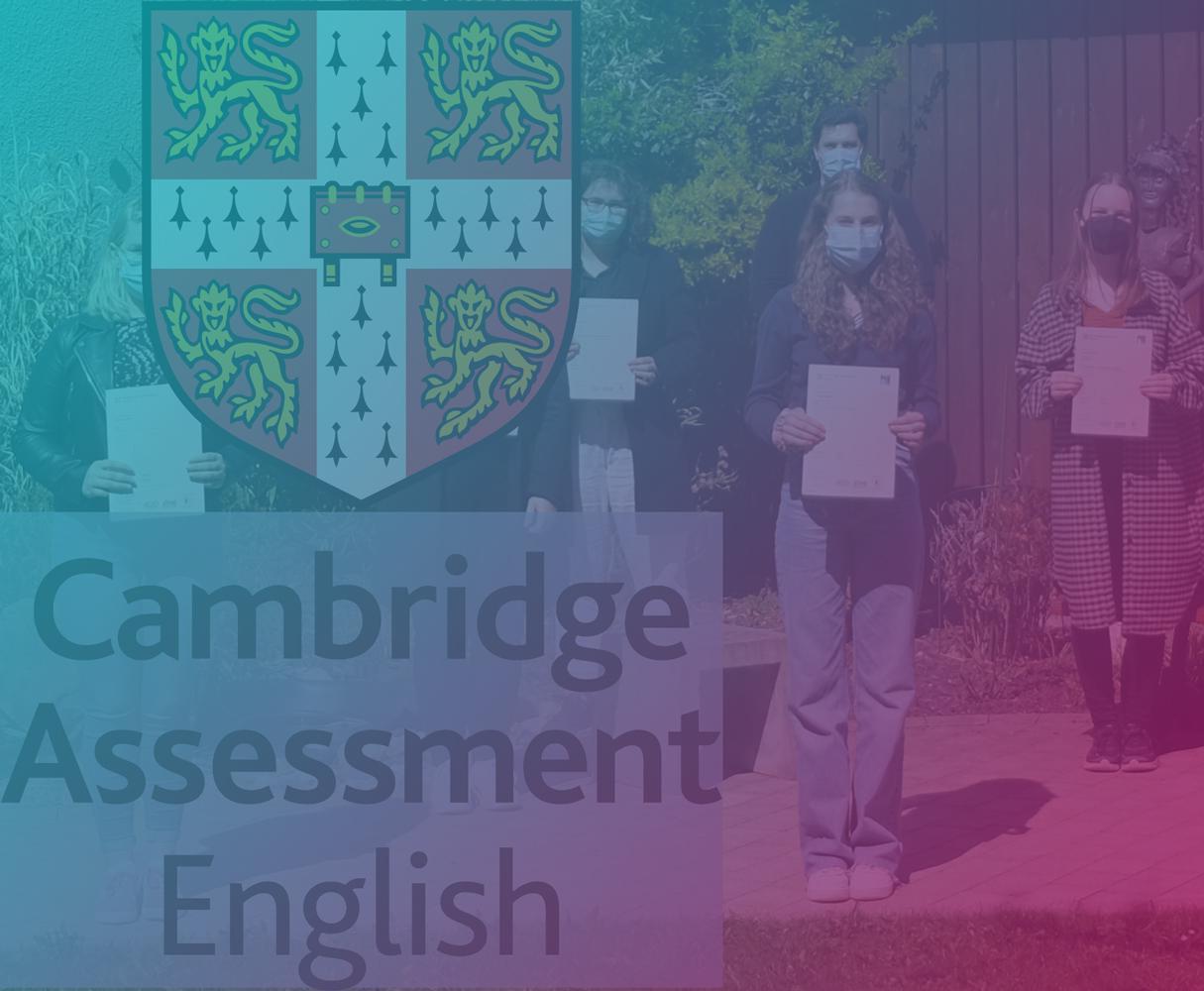 CAE: Hervorragende Englischkenntnisse am DJDG